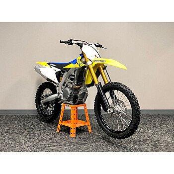 2022 Suzuki RM-Z450 for sale 201166052