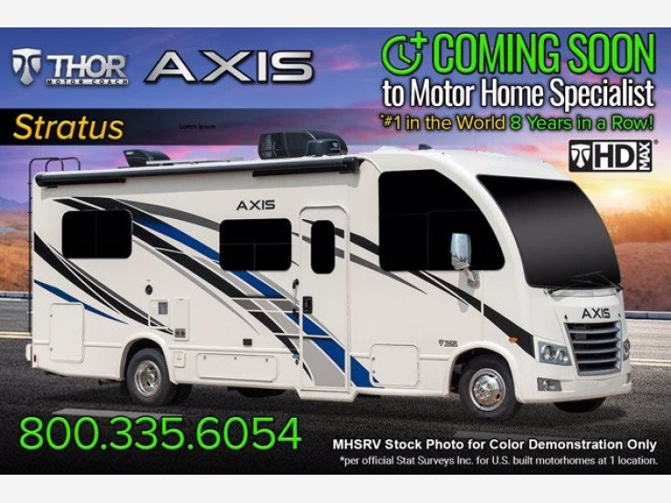 2022 Thor Axis 24.1 for sale 300306023