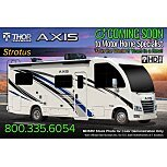 2022 Thor Axis 24.1 for sale 300332902