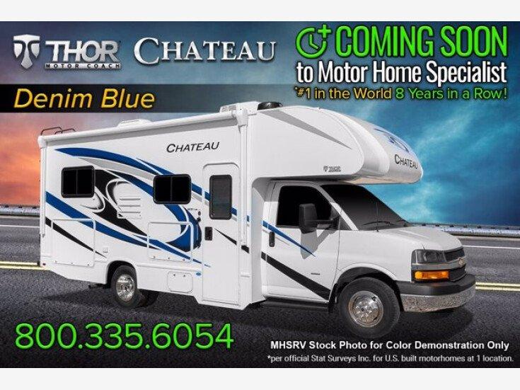 2022 Thor Chateau 22E for sale 300258526