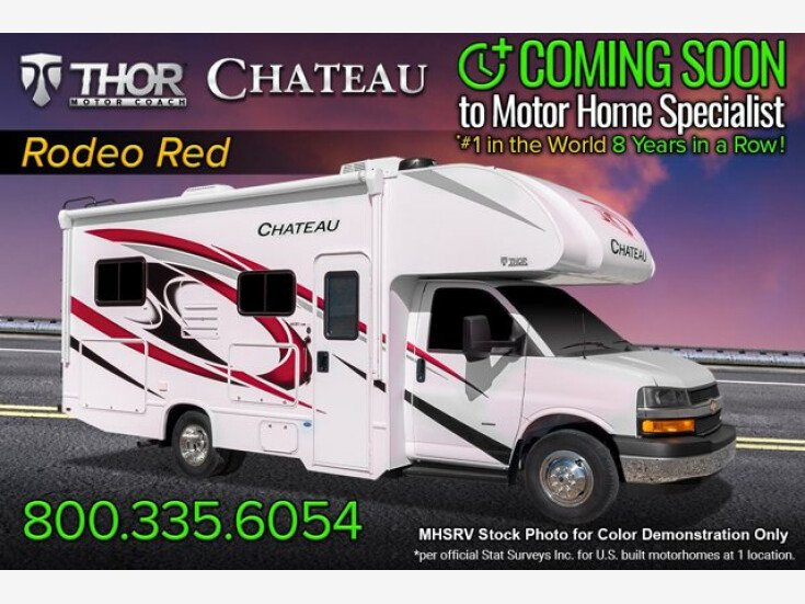 2022 Thor Chateau 22E for sale 300304774