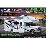 2022 Thor Chateau 22E for sale 300304786
