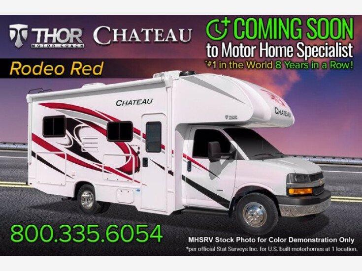 2022 Thor Chateau 22E for sale 300304787