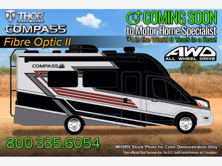 2022 Thor Compass for sale 300296948
