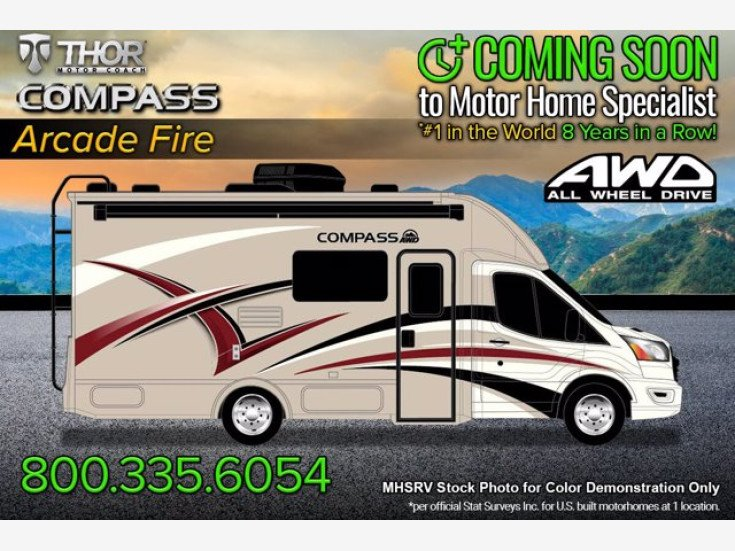 2022 Thor Compass for sale 300296951