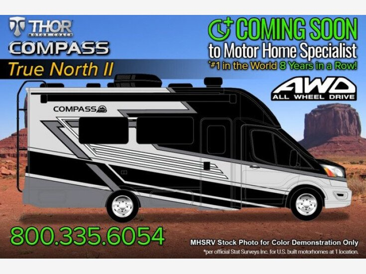 2022 Thor Compass for sale 300296953