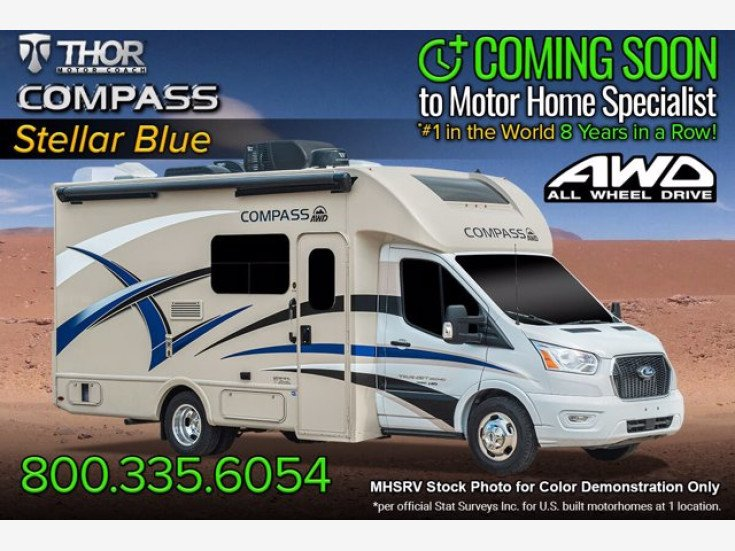 2022 Thor Compass for sale 300300929