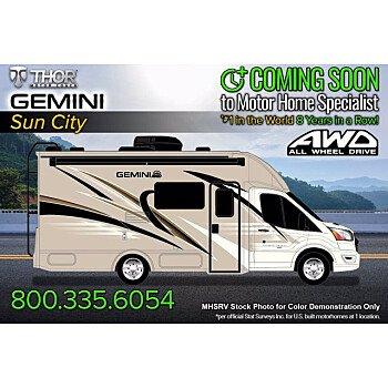 2022 Thor Gemini for sale 300278252