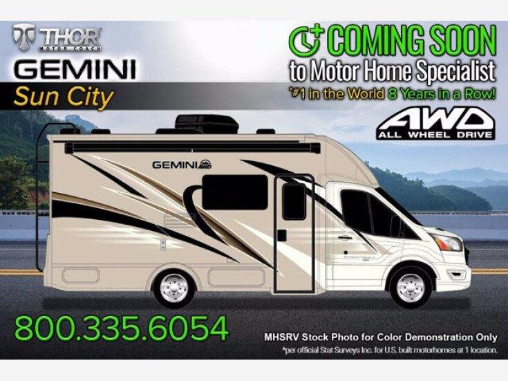 2022 Thor Gemini for sale 300306072