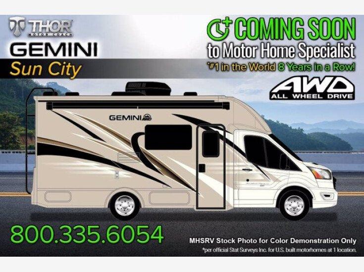 2022 Thor Gemini for sale 300306095