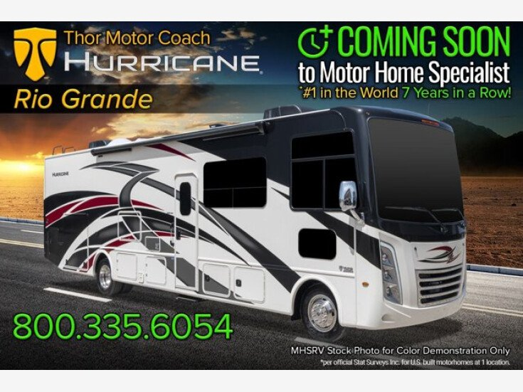 2022 Thor Hurricane 34J for sale 300304736