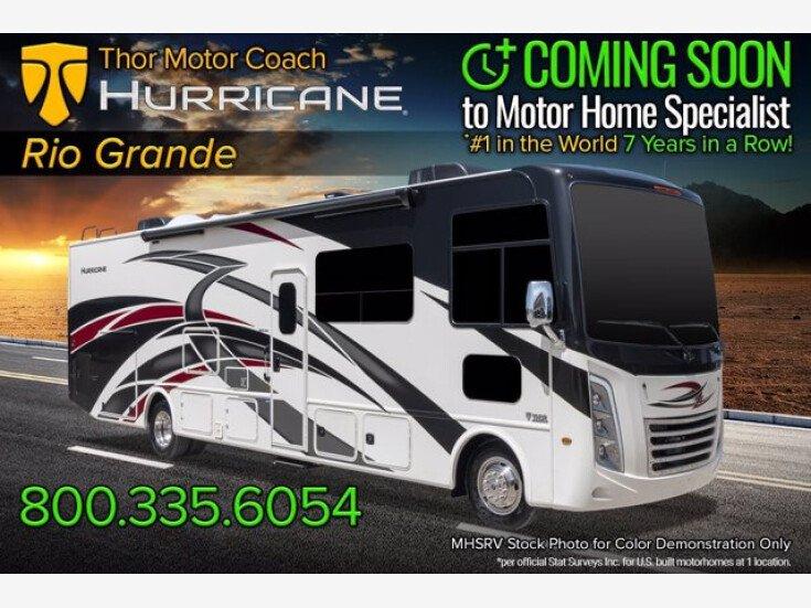 2022 Thor Hurricane for sale 300304776