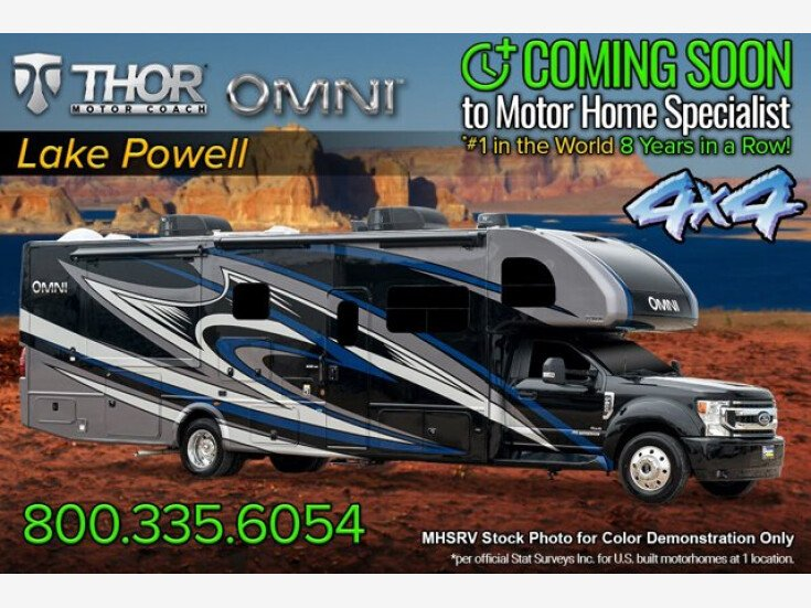 2022 Thor Omni for sale 300296616