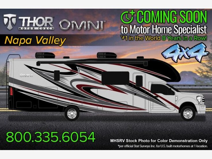 2022 Thor Omni for sale 300296617
