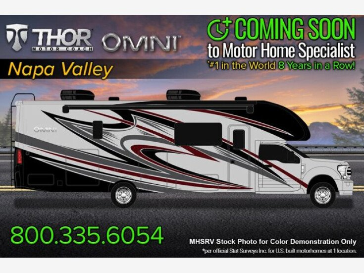 2022 Thor Omni for sale 300296622