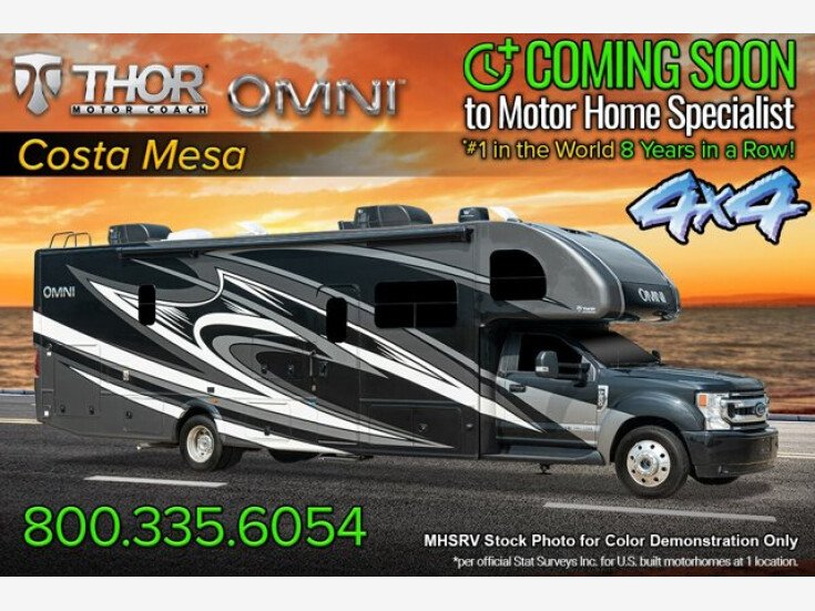 2022 Thor Omni for sale 300317038