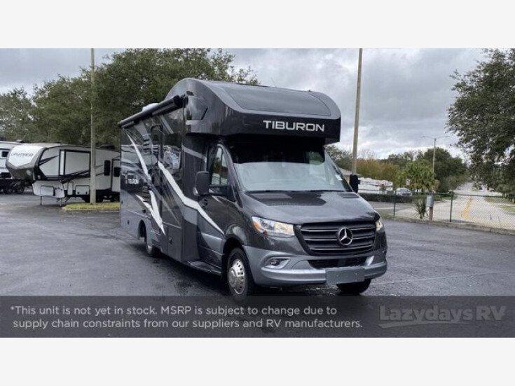 2022 Thor Tiburon for sale 300271408