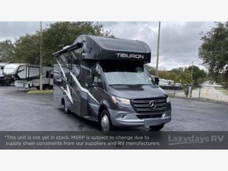 2022 Thor Tiburon for sale 300271645
