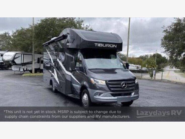 2022 Thor Tiburon for sale 300305888