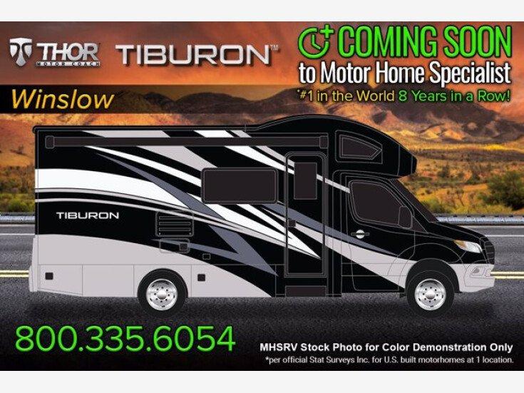 2022 Thor Tiburon for sale 300306048