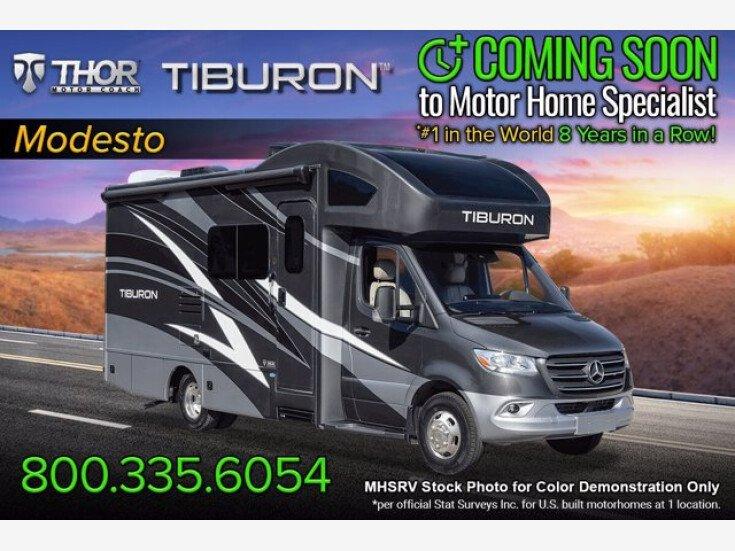 2022 Thor Tiburon for sale 300315787