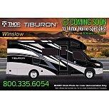 2022 Thor Tiburon for sale 300327255