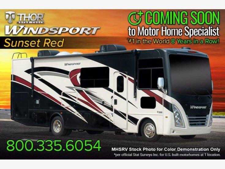 2022 Thor Windsport 35M for sale 300296621