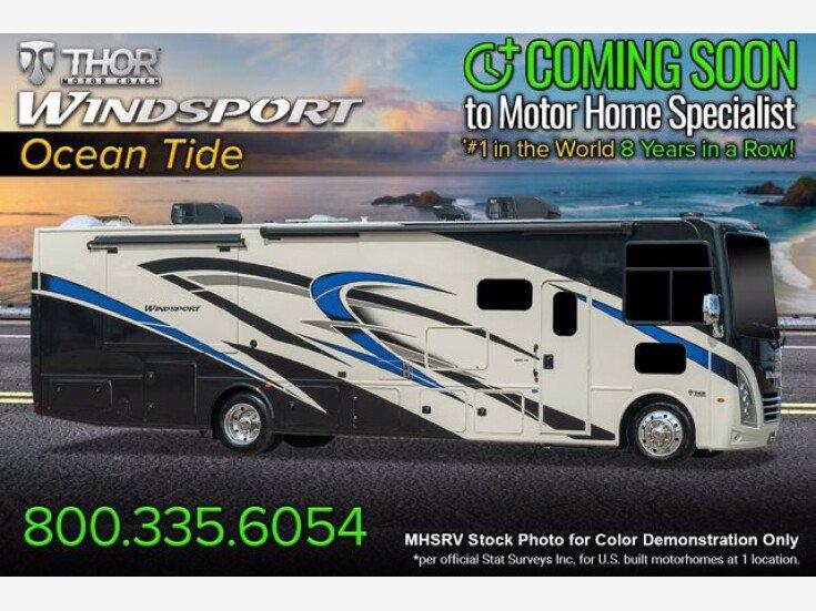 2022 Thor Windsport 34J for sale 300300499