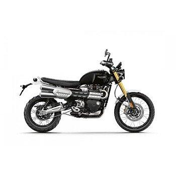 2022 Triumph Scrambler for sale 201124232