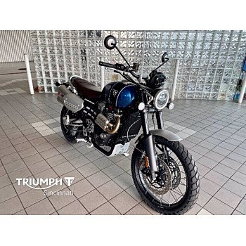 2022 Triumph Scrambler for sale 201152496