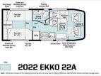 2022 Winnebago Ekko for sale 300296330