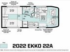 2022 Winnebago Ekko for sale 300299750