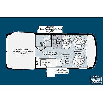 2022 Winnebago Revel for sale 300320498