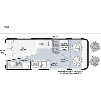 2022 Winnebago Travato for sale 300257632