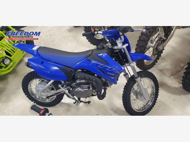 2022 Yamaha TT-R110E for sale 201161178