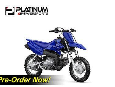 2022 Yamaha TT-R50E for sale 201121423