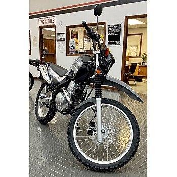 2022 Yamaha XT250 for sale 201162007