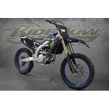 2022 Yamaha YZ250F for sale 201147537