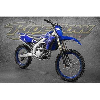 2022 Yamaha YZ250F for sale 201147538