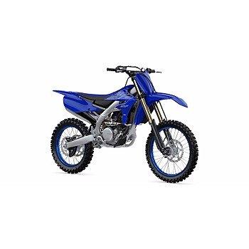 2022 Yamaha YZ250F for sale 201162235