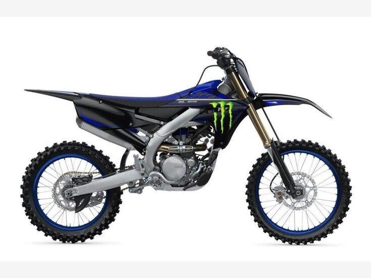 2022 Yamaha YZ250F for sale 201173249