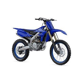 2022 Yamaha YZ450F for sale 201121221