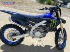 2022 Yamaha YZ450F for sale 201150582