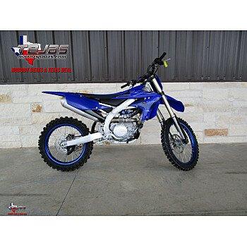 2022 Yamaha YZ450F for sale 201156639
