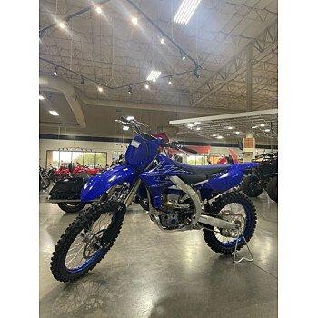 2022 Yamaha YZ450F for sale 201159127