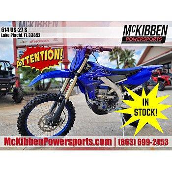 2022 Yamaha YZ450F for sale 201164040