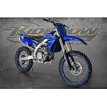 2022 Yamaha YZ450F for sale 201183572