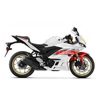 2022 Yamaha YZF-R3 for sale 201176845