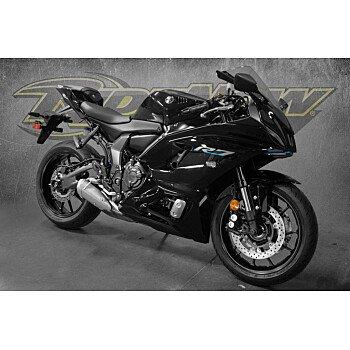2022 Yamaha YZF-R7 for sale 201151361