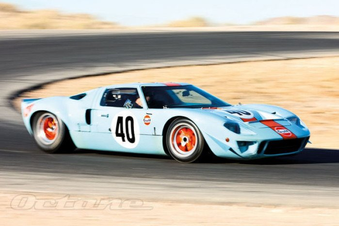 A Very Special Ford GT40